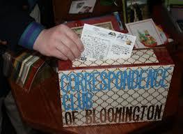 Correspondence Club
