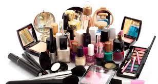 Cosmetics Sales