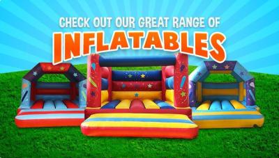 Amusement Rides Inflatable