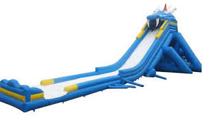 Amusement Rides Inflatable Business
