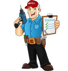 Handyman woman Service Business