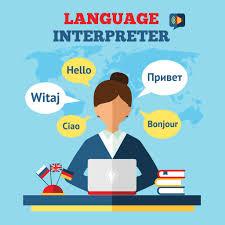 Interpreter Translator Business
