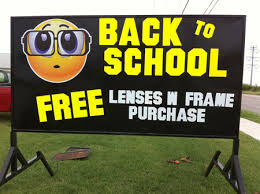 Lawn Sign Rentals Business