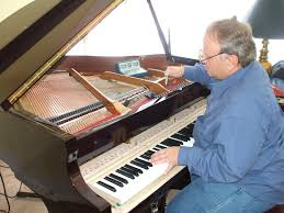 Piano Tuner Business