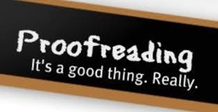Proofreader Business