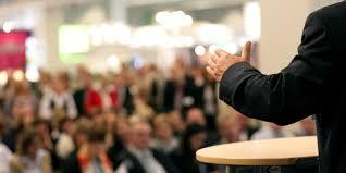Public Speaker Business
