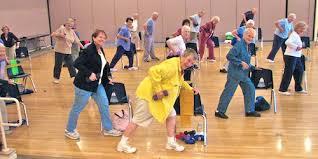 Seniors Exercise Classes Business