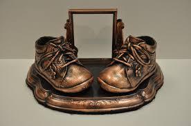 Baby Shoe Bronzing Service
