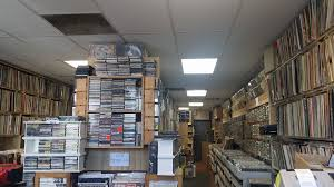 Used CDs Business