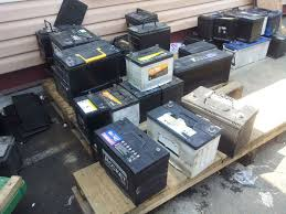 Batteries Business Business