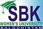Sardar Bahadur Khan Women University SBKWU