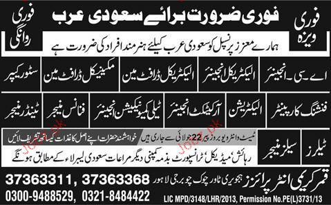 AC Engineers, Electrical Engineers Job Opportunity