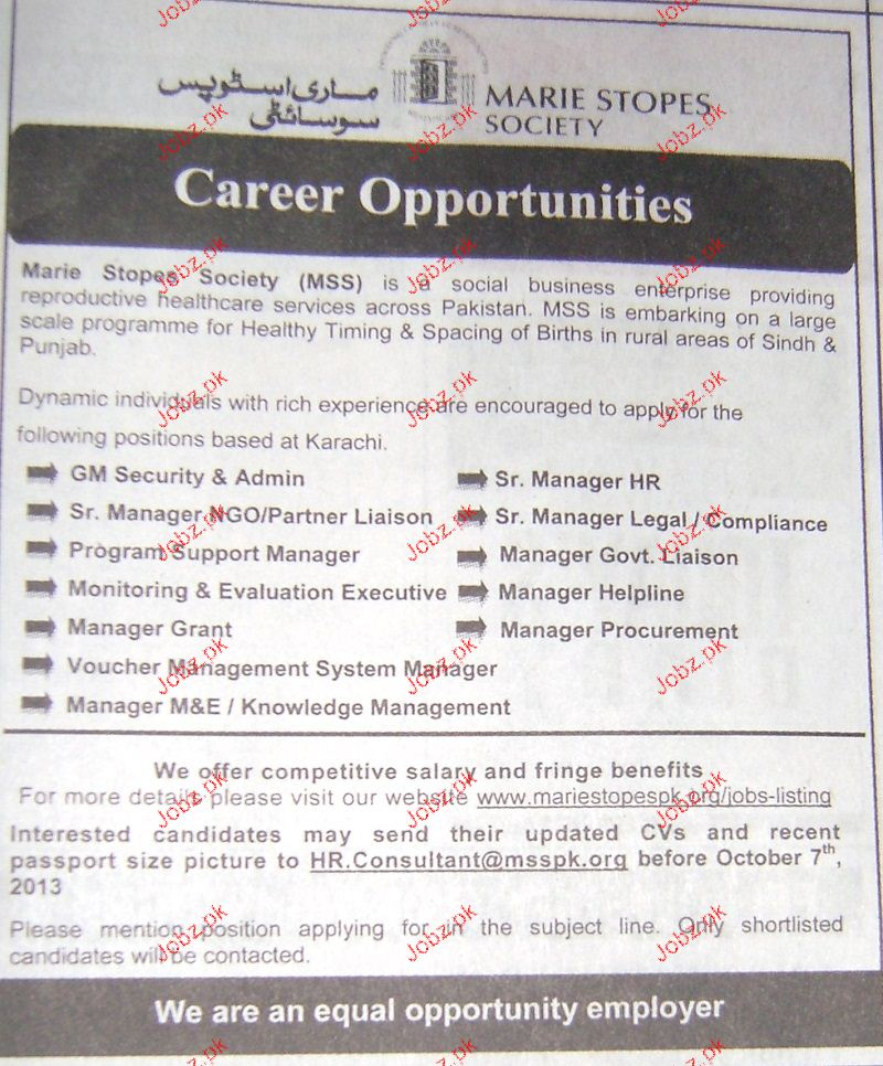 GM Security, Senior Manager, Manager Grant Wanted