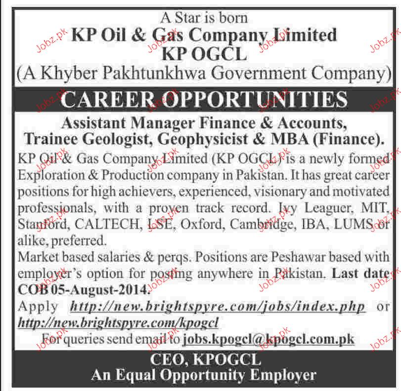 Assistant Manager Finance & Accounts Job Opportunity