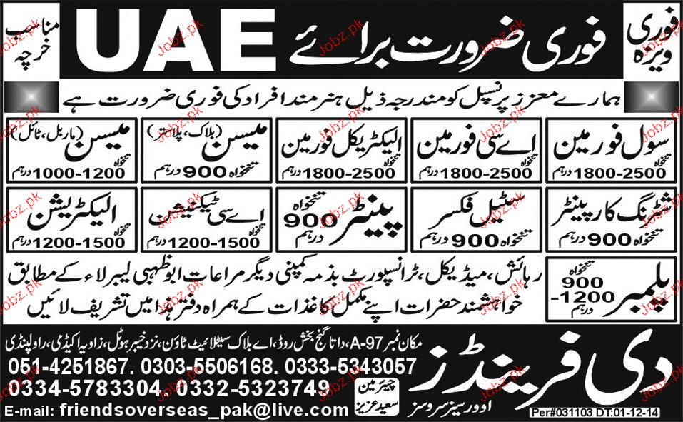 Civil Foreman, AC Foreman, Electrical Foreman Wanted