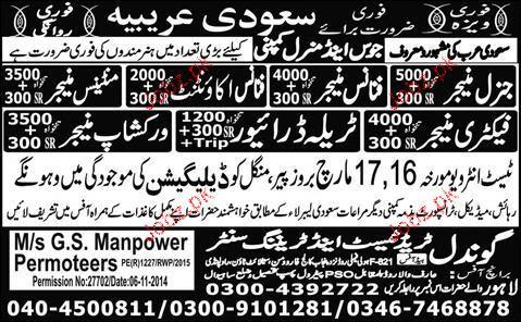 Maintenance Manager, Workshop Manager Job Opportunity
