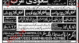 Mechanical Engineers, Hydraulic Engineers Job Opportunity