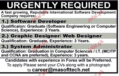 graphic design job