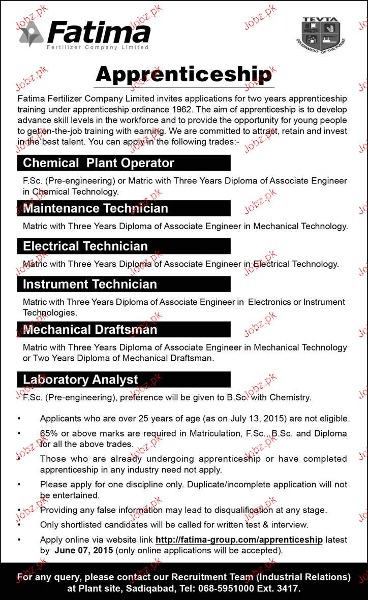 Chemical Plant Operators, Electrical Technicians Wanted