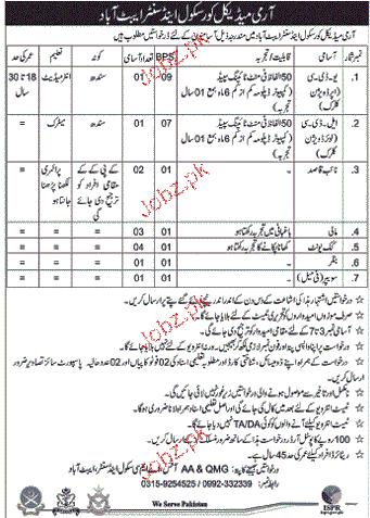 UDC, LDC, Naib Qasid, Malis, Cook Unit Job Opportunity