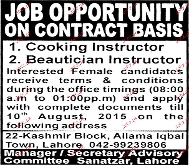 cooking instructors and beautician instructors wanted beautician jobs