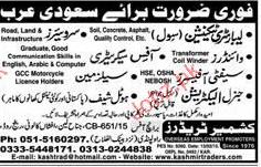 Lab Technicians, Office Secretary Job Opportunity