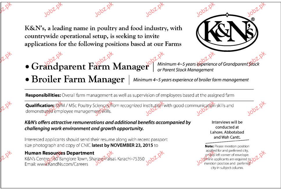 Grandparent Farm Manager Job Opportunity