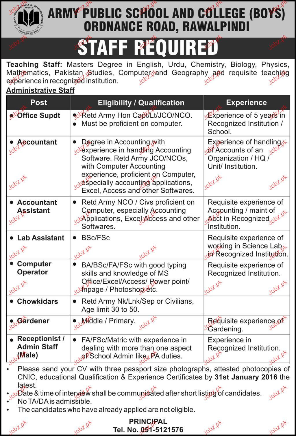 office superintendent accountant job in aps jobs office superintendent accountant job in aps