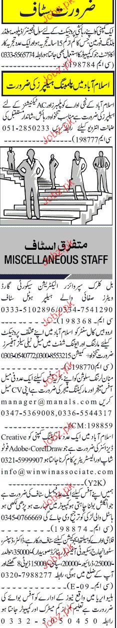 Diploma Engineers, Civil Surveyors, Crane Operators Wanted