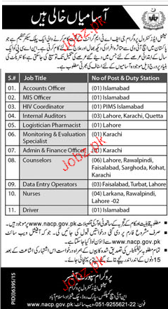 Accounts Officers, MIS Officer, Internal Auditors Wanted