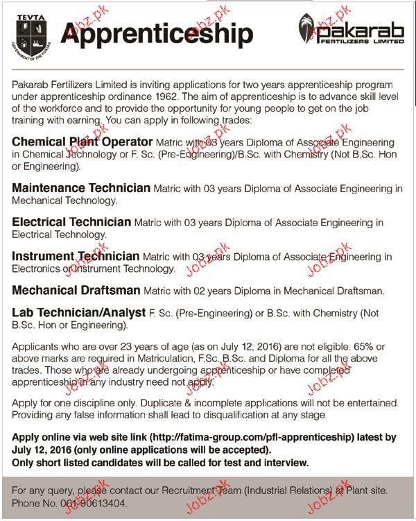 Chemical Plant Operators, Maintenance Technicians Wanted