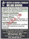 Program Coordinators, Finance officers Job Opportunity