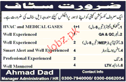 Mechanical Engineers, Manager QC Job Opportunity