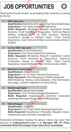 Sensational Noc Operators Junior Ncc Operators Job Opportunity 2019 Job Wiring Cloud Hisonuggs Outletorg