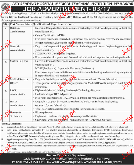 System Engineers, Network Administrator Job in Lady Reading 2018 ...