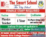 Teachers Job in The Smart School