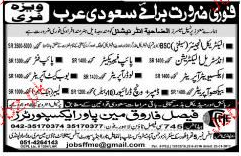 Electrical Engineers, Industrial Electricians Wanted