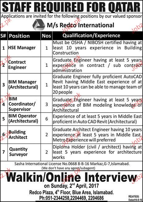HSE Manager, Contract Engineers Job Opportunity