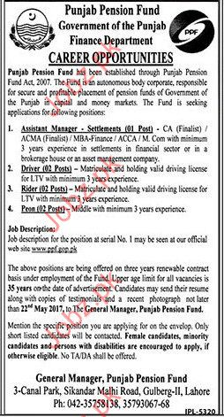 Assistant Manger and Driver required