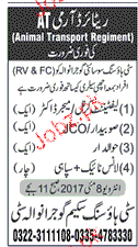 Retired Army Officers Job Opportunity