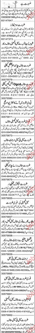 Home Tutors, General Order Suppliers Job Opportunity