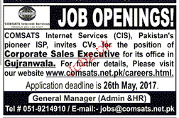 Corporate Sales Executives Job Opportunity