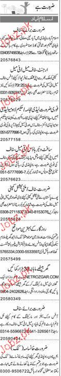 Cook, Chawkidars, Security Guards Job Opportunity