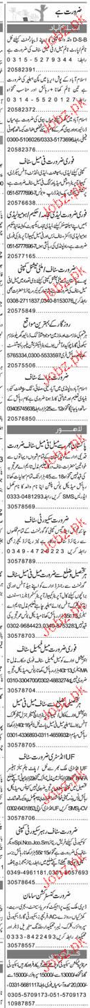 Drivers, Helpers, Cook, Chawkidars Job Opportunity