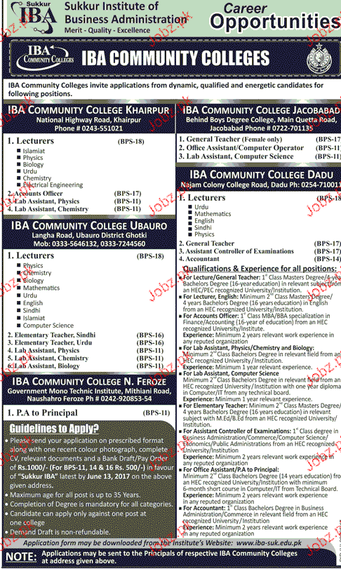 IBA Sukkur Institute of Business Administration
