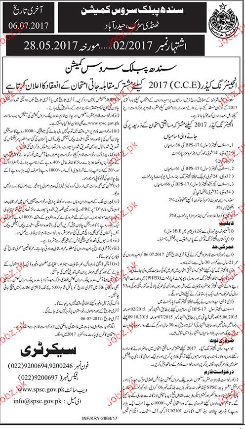 Sindh Public Service Commission SPSC