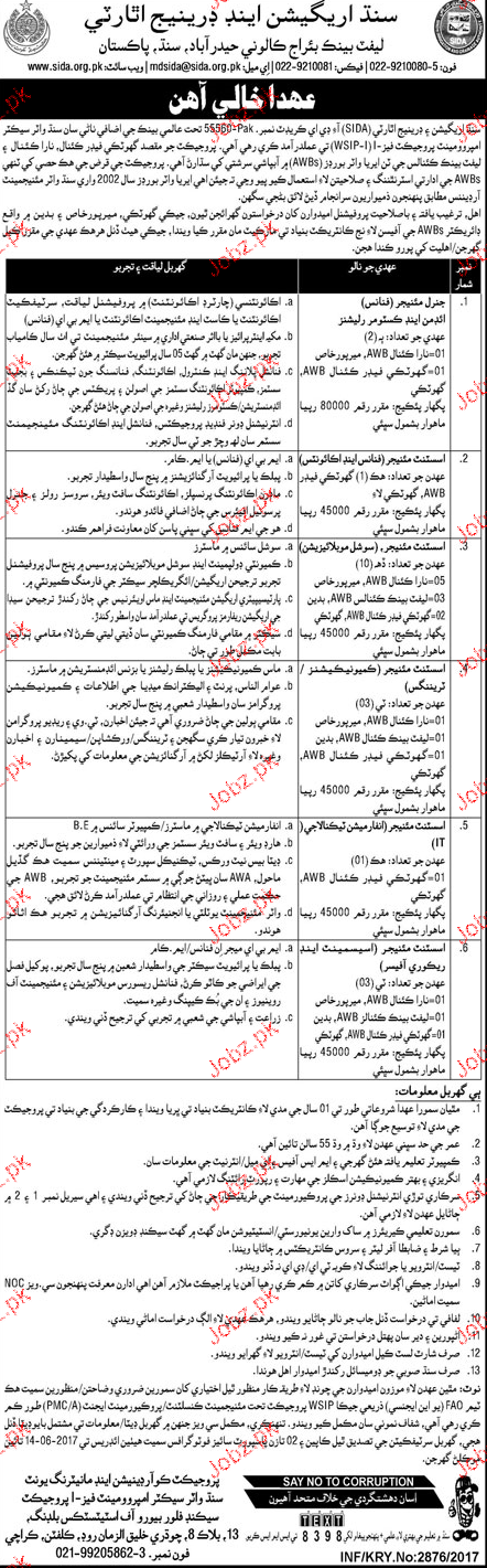 Sindh Irrigation and Drainage Authority
