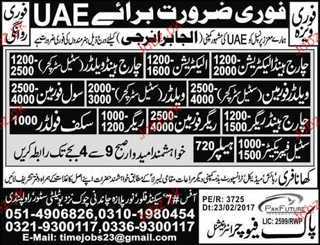 Charge Hand Electricians, Electricians Job Opportunity