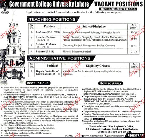 Beaches] Postal address of punjab university lahore
