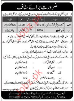 Army Selection and Recruitment Center ASRC Jobs